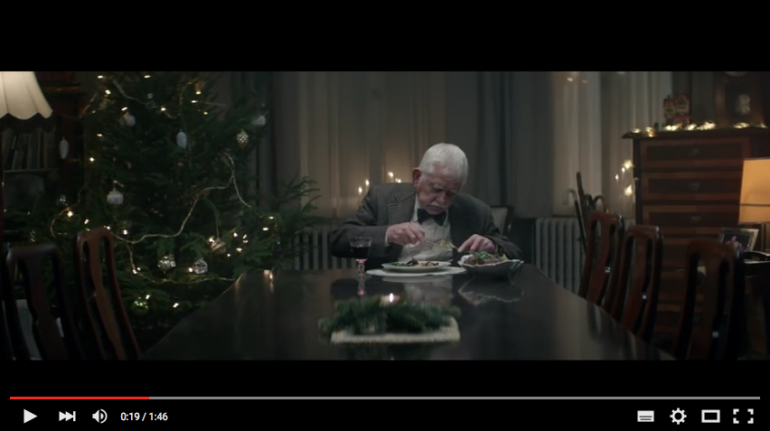 Natale: lo spot che emoziona il mondo