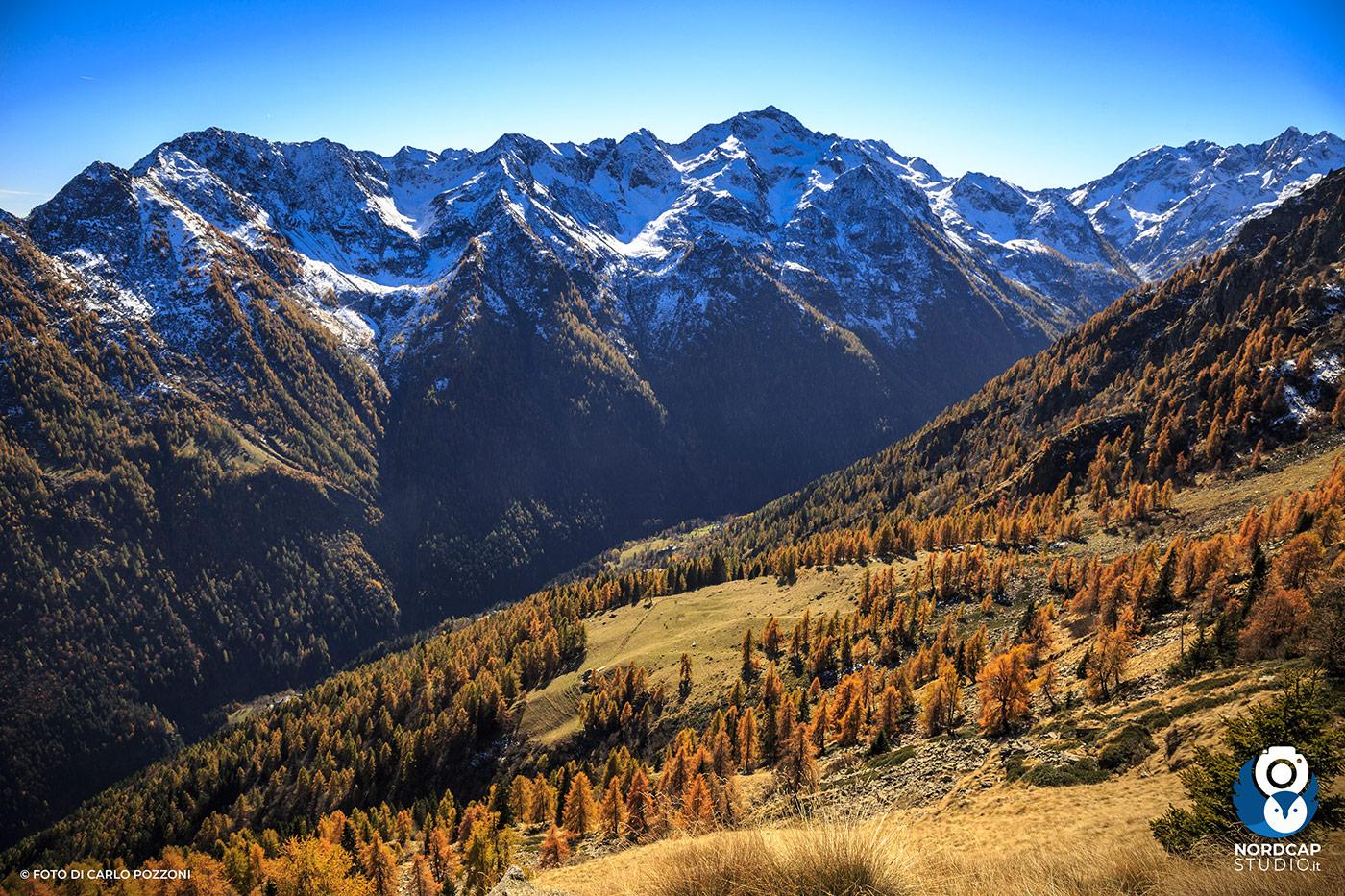 autunno in valsesia